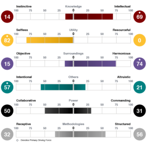 trimetrix assessment scale